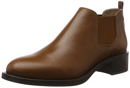 Unisa Damen Emma_NE Chelsea Boots, Braun (Camel), 40 EU