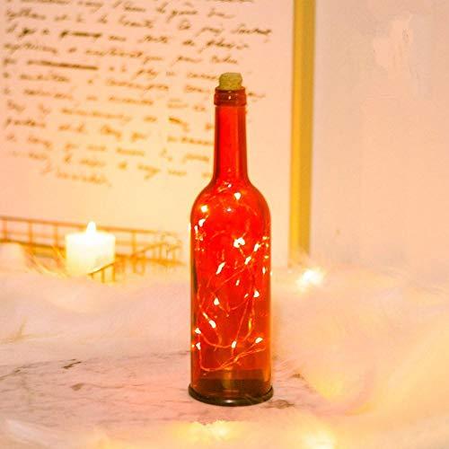 Nachtlampje decoratieve verlichting rood-02