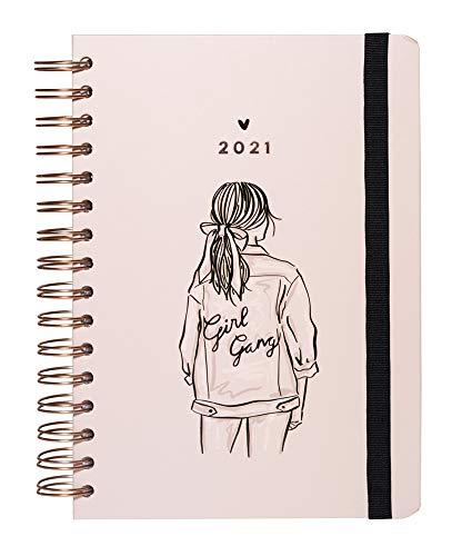 ERIK - Agenda anual 2021 semana vista Ana Marín, A5