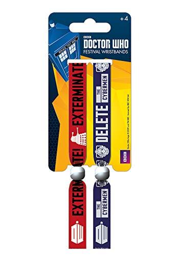 Doctor Who - Joyas para disfraz Doctor Who (FWR68026)