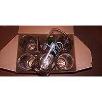 COCA COLA COMPAGNY - Juego de 6 Vasos Soft Finley (27 cl)