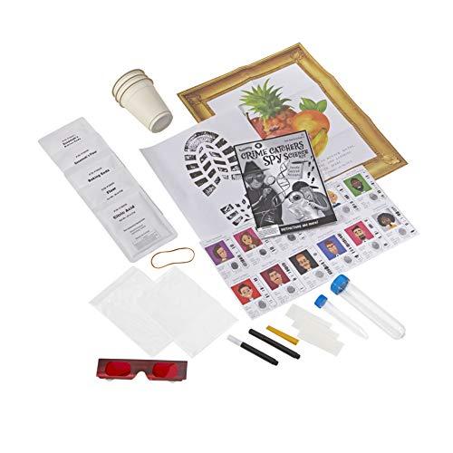 Scientific Explorer Scientific Explorer Crime Catchers Science Kit
