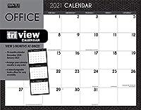 WSBL Office 2021 トライビュー カレンダー (21997003501)
