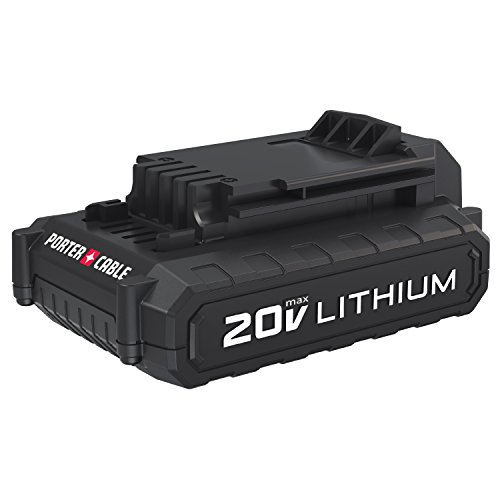 PORTER-CABLE PCC681L 20V MAX Lithium Ion Compact Battery
