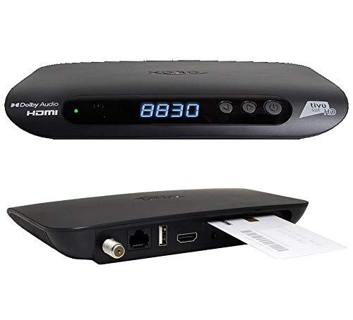 Xoro Ricevitore satellitare HRS 8830 Tivù sat HD con Smartcard HD inclusa e telecomando