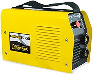 Garland 0005840 Soldador Inverter, 275 mm x 120 mm x 180 mm, 230 V
