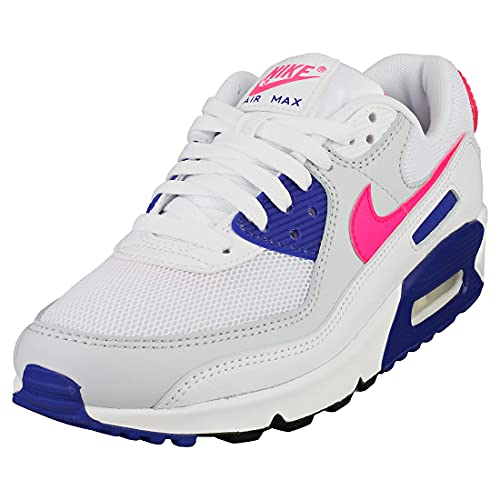 Nike Air Max 90 - Zapatillas deportivas para mujer, color, talla 40.5 EU