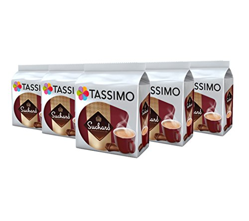 TASSIMO Suchard Chocolat Chaud 16 T DISQUES / dosettes (Lot de 10)
