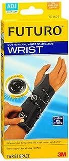 Futuro Custom Fit Adjustable Wrist Stabilizer Right Hand - 1 ea., Pack of 2