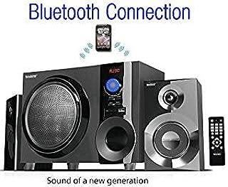 Boytone BT-210FB Wireless Bluetooth Stereo Audio Speaker (Renewed)