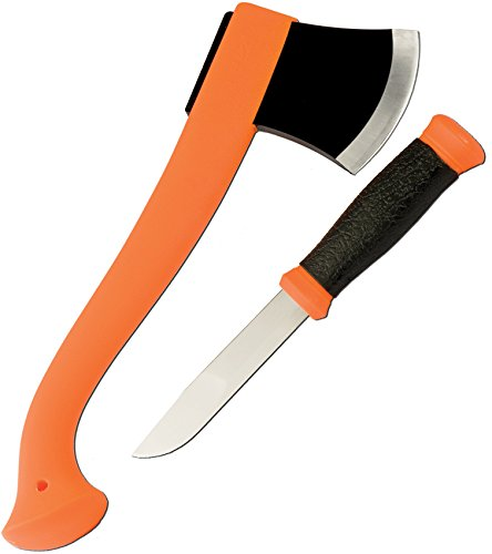 Morakniv Mora Combi 2001 Gesamtlänge: 32.5cm Messer, Orange, 32.5 cm
