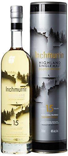 Inchmurrin 15 Years Old mit Geschenkverpackung Whisky (1 x 0.7 l)