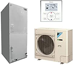 DAIKIN SkyAir FTQ Series 24,000 BTU 19 SEER Single Zone Ductless Mini-Split Heat Pump System - Multi-Positional