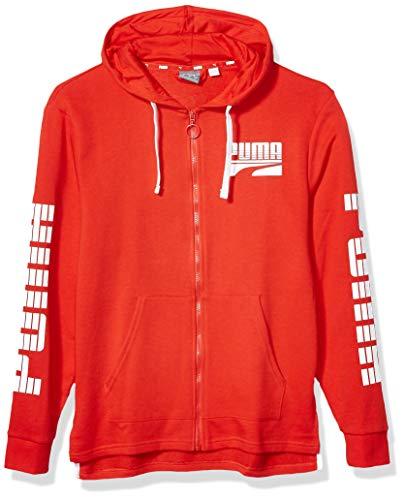 Puma Mens Hoodie Zipper