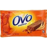 Ovomaltine - Barres Énergétique Au Malt Et Au Chocolat - 100G - Lot De 4 - Vendu Par Lot - Livraison Gratuite En France
