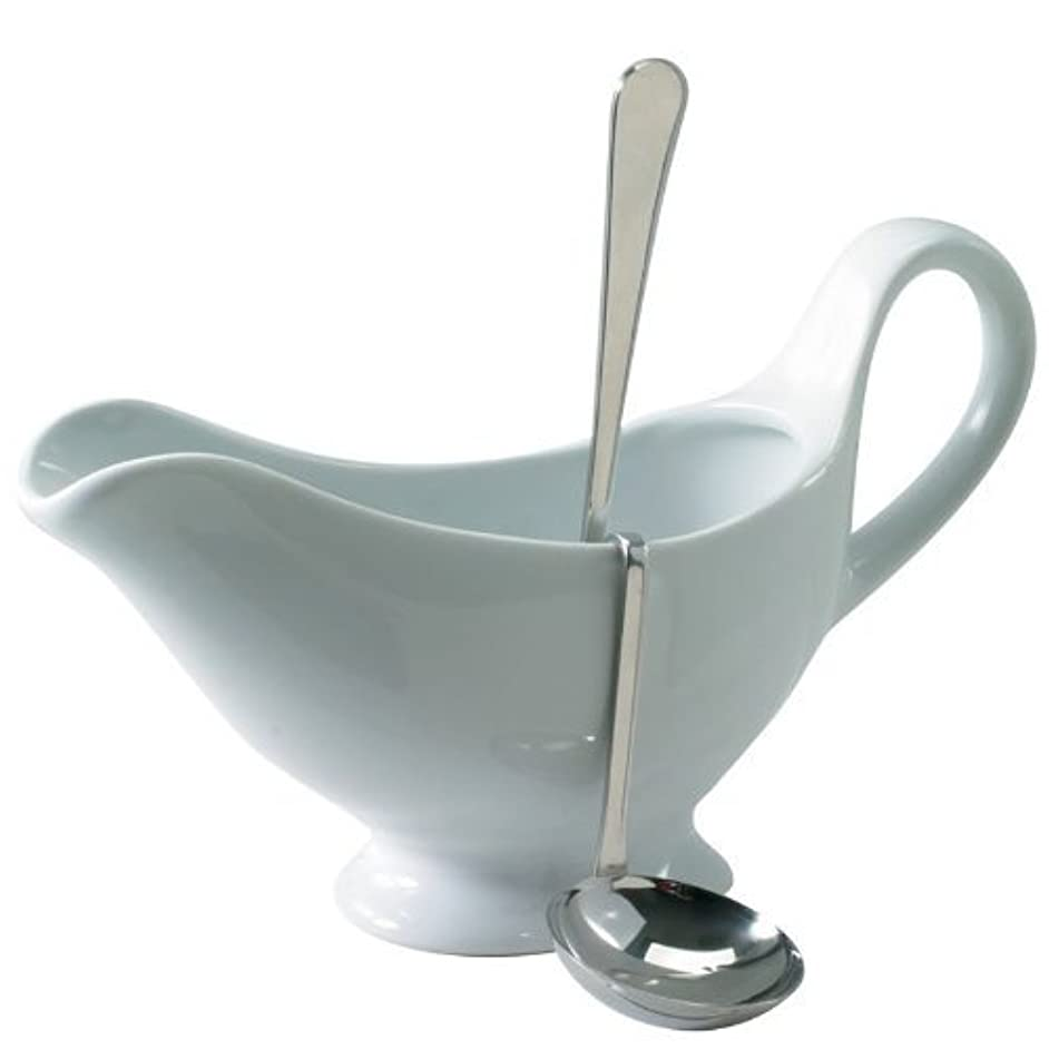Stainless Steel Hanging Gravy Ladle - 6.5 inch …