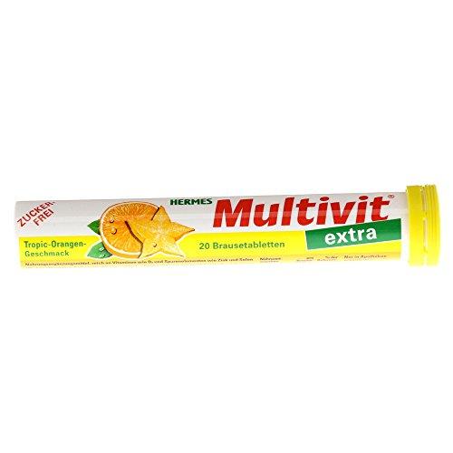 HERMES Multivit extra Brausetabl., 20 St