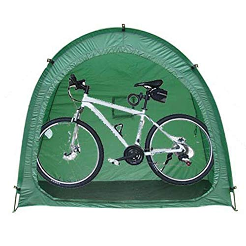 Portable Bicycle Tent Heavy Duty Space Saving Waterproof Weatherproof Multifunctional Camping Tent for Outdoor Storage Mountain Bike And Other Items Storage Shed 200 * 80 * 160Cm