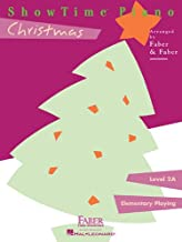 ShowTime Piano Christmas: Level 2A (Showtime Piano, Level 2a: Elementary Playing)