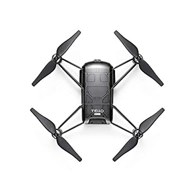 Tello EDU Quadcopter Drone with HD Camera and VR,Creative Coding Education, DIY Accessories, STEM Learning Toys for Boys and Girls