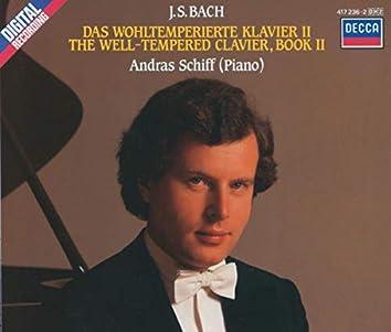 Bach, J.S.: Das Wohltemperierte Klavier II