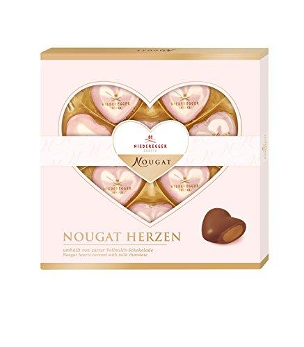Niederegger Nougat-Herzen, 1er Pack (1 x 150 g)