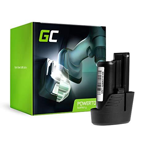 GC® (2Ah 10.8V Li-Ion celdas) Batería para Bosch GUS 10.8 V-LI de Herramienta Eléctrica