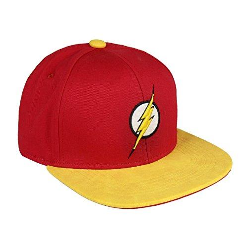 Cerdá Gorra visera plana Liga de la Justicia Flash