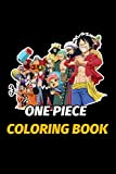One Piece Coloring Book: Easy and fun for kids.