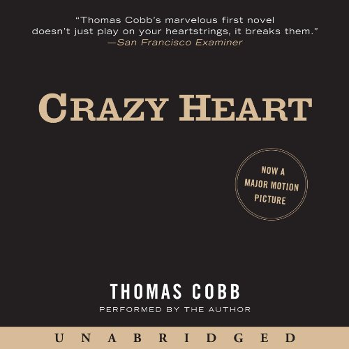 Crazy Heart audiobook cover art