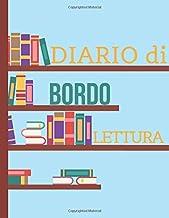 Diario di Bordo Lettura: 📘 100 pagine per seguire i libri che ho letto | Scrivi le tue idee e ispirazioni |  Diario di lettura per i giovani amanti ... perfetto per i teenager (Italian Edition)