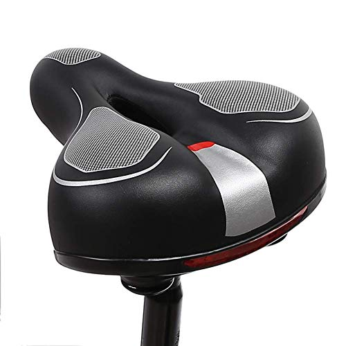 Asiento Blando para Bicicleta de montaña, cómodo, a Prueba de Golpes, Asiento de Repuesto para Bicicleta de montaña, sillín de Bicicleta Impermeable