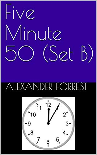 Five Minute 50 (Set B) (English Edition)