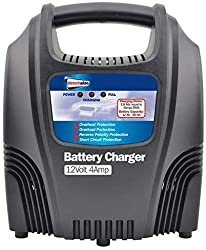 BATTERY CHARGER: Convenient and reliable battery charging solution, keeping the users equipped for emergency situations. The Streetwize Battery Charger is designed to supply power to cars, motorcycles and lawnmower batteries. ENSURING SAFETY: Protect...