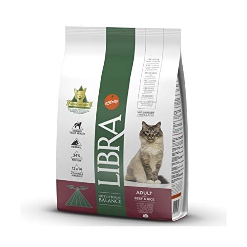 LIBRA Cat Adult Ternera 15KG