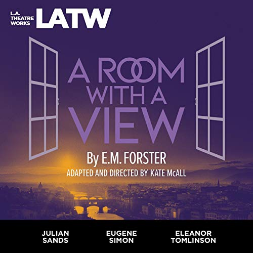 A Room with a View (Dramatized) copertina