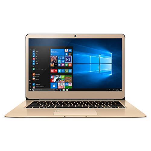Il computer portatile Xiaoma 31 Laptop, 4GB + 32GB + SSD da 128GB, identificazione delle impronte digitali, Intel Apollo Lago N3450 Quad Core 2.2GHz (oro) (Color : Gold)