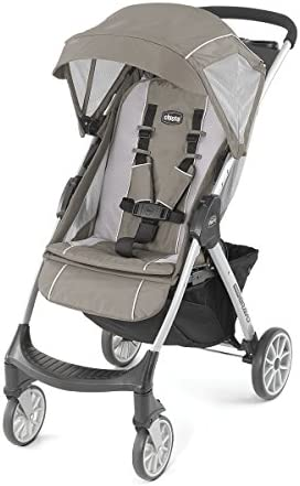 Chicco Mini Bravo Lightweight Stroller Stone product image
