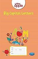 Navneet Apple Big Capital Letters JR.K.G. |English| Pre School Book |