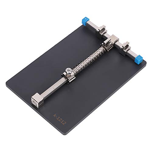 Soporte de reparación de teléfono móvil con almohadilla de esponja Accesorio de reparación de teléfono móvil Accesorio de placa base para reparación de teléfono móvil
