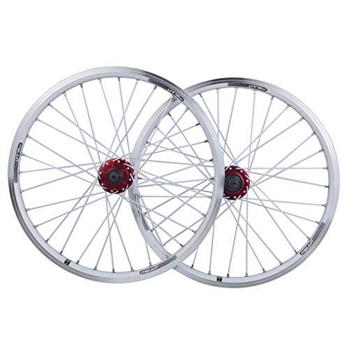 Juego Ruedas Bicicleta BMX 20