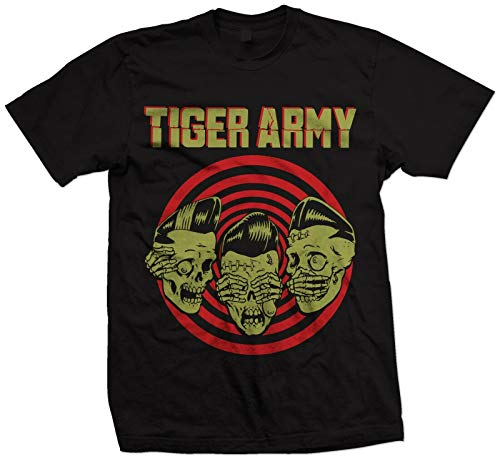 TO Tiger Army,The Surf Rats,The Meteors,Horror,Demented Are go,Mad Sin,Psychobilly