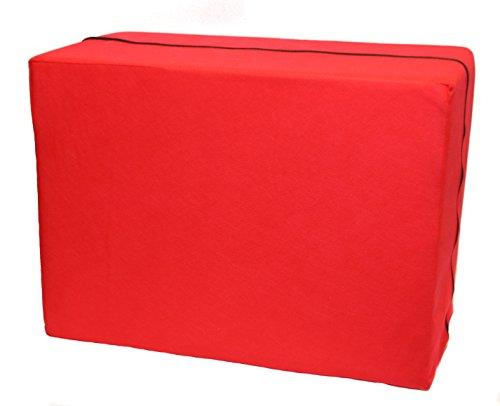 IWH Bandscheiben/Stufenlagerungs-würfel, Rot, 086701
