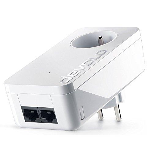 Devolo dLAN® 550Duo + CPL WLAN-Adapter, Weiß