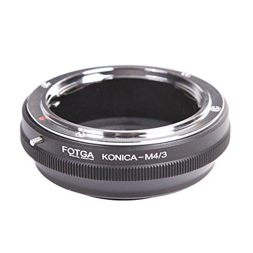 FOTGA Konica AR Objektiv auf Micro 4/3 M4/3 EP1 GF1 G1 G2 GH1 GH3 GH4 GH5 GH5S G3 GF6 EM5 EPL5 Adapter