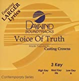 Voice Of Truth [Accompaniment/Performance Track]