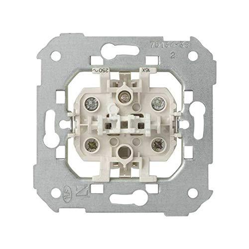 Simon - 75134-39 Interruptor Bipolar 16a con piloto s-75 Ref. 6557539007