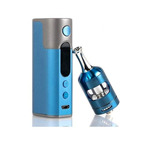 Aspire Zelos 2.0 mit Nautilus 2S Verdampfer - maximal 50 Watt - 2500mAh Akku - Farbe blau, 300 g