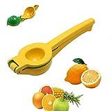 Lemon Squeezer - Citrus Juicer - Lemon juicer, Quality Metal Manual Lime Squeezer