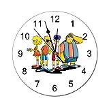 掛け時計 シンプソンズ アナログ クロック 連続秒針 壁掛け 壁かけ時計 おしゃれ 静音 円形 しずか 北欧 モダン 電池式 部屋装飾 プレゼント 見やすい ホーム オフィス シンプル 時計 ベッドルーム インテリア